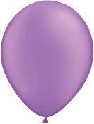 Pioneer Balloon Company 100 Count Latex Balloon, 28cm , Neon Violet