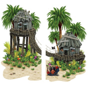 Beistle Company 26780 5 Pirate Hideaway Prop Add-On