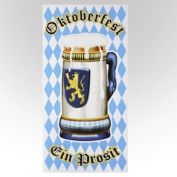 Beistle 57083 Oktoberfest Door Cover - Pack of 12