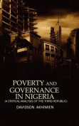 Poverty and Governance in Nigeria