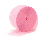 Pink Crepe Paper (1 Roll) Party Supplies