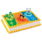 Pokemon Birthday Cake Topper Decorating Kit
