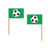 Soccer Ball Picks 50 Per Pack