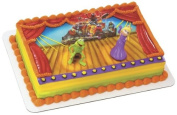 The Muppet Show - Miss Piggy and Kermit the Frog Cake Decorating Kit