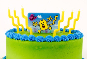 Wow! Wow! Wubbzy! Candle Set Party Supplies [Toy] [Toy]