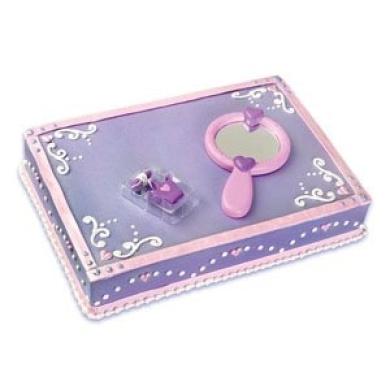Pretty Princess Cake Topper