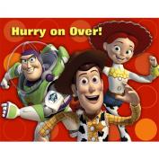 Hallmark 161298 Toy Story 3 Invitations- 8 count
