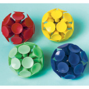 Suction Cup Ball Party Favours 6/Pkg AMSCAN 390589