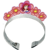 Little Mermaid Tiara Headbands 4ct