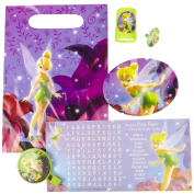 Tinker Bell Favour Value Pack, 48pc