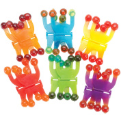 Wall Climber Party Favours 12/Pkg AMSCAN 390162