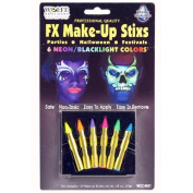 Neon/Blacklight FX Make-Up Stix