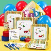 Baby Seuss Baby Shower Standard Party Pack for 8 Party Supplies