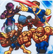 Marvel Super Hero Squad Lunch Napkins (16) Party Supplies