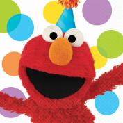 Elmo's Party Luncheon Napkins