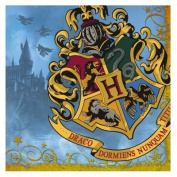 Harry Potter Deathly Hallows Lunch Napkins [Toy] [Toy]