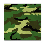Camo Lunch Napkins (16 count)