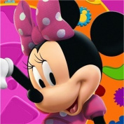 Minnie Mouse Beverage Napkins 16ct