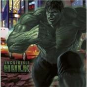 Incredible Hulk Lunch Napkins 16ct