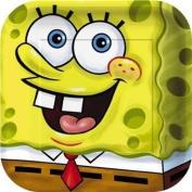 Spongebob Squarepants Classic 18cm Dessert Plates 8ct