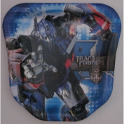Transformers Birthday Party Luncheon Paper Plates