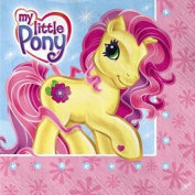 My Little Pony Beverage Napkins Package of 16
