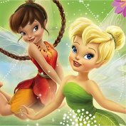 Disney Fairies Beverage Napkins Package of 16