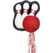 YA OTTA PINATA 207736 Bowling Pull-String Pinata