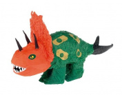 Orange Triceratops Pinata