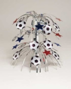 All-Star Soccer Party Centrepiece