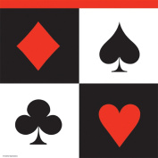 Creative Converting-Casino/Card Night Party Table Covers