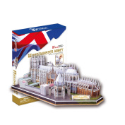 "CubicFun 3D Puzzle ""Westminster Abbey - London"""