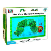 University Games Vhc Double Image Puzzle Eric Carle Game and Puzzle System