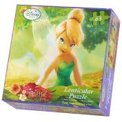 Disney's Fairies Lenticular Puzzle (1) Party Supplies
