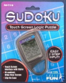 SUDOKU Clip-on Electronic Touch Screen Game Carabiner