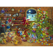 Countdown To Christmas Jigsaw Puzzle