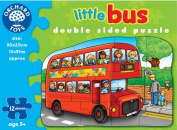 Little Bus Double Sided Floor Puzzle