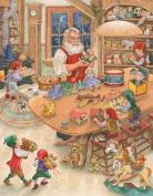 Santa's Toy Shop Jigsaw Puzzle