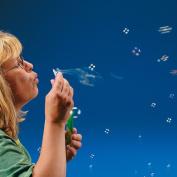 Toysmith Test Tube Touchable Bubbles
