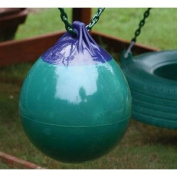 Gorilla Playsets 04-0012-G-G Buoy Ball with Trapeze Bar - Green