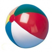 Champion Sports 41cm Multicoloured Beach Ball