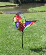 Premier Kites & Designs Triple Spinner, Rainbow