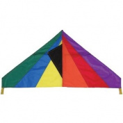 In the Breeze Rainbow Delta Kite, 120cm