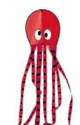Red Opie the Octopus Kite