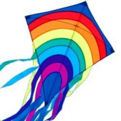 Over The Rainbow Diamond Kite