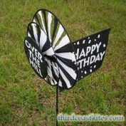 Over The Hill - Birthday Wind Spinner