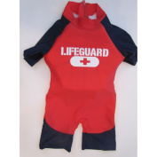 Lifeguard Swim Armour Red Youth Size 3 & 4