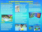 Le Petit Tennis Racquet 43cm