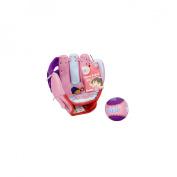 Franklin Sports Nickelodeon Dora The Explorer 23cm Air Tech Glove and Ball Set #11741