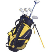 Prosimmon Icon Junior Golf Club Set & Stand Bag for kids ages 4-7 LEFTY